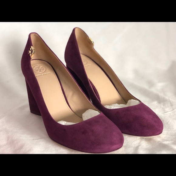 26b4a49e0b57 Tory Burch Elizabeth 85mm Pump Size 10